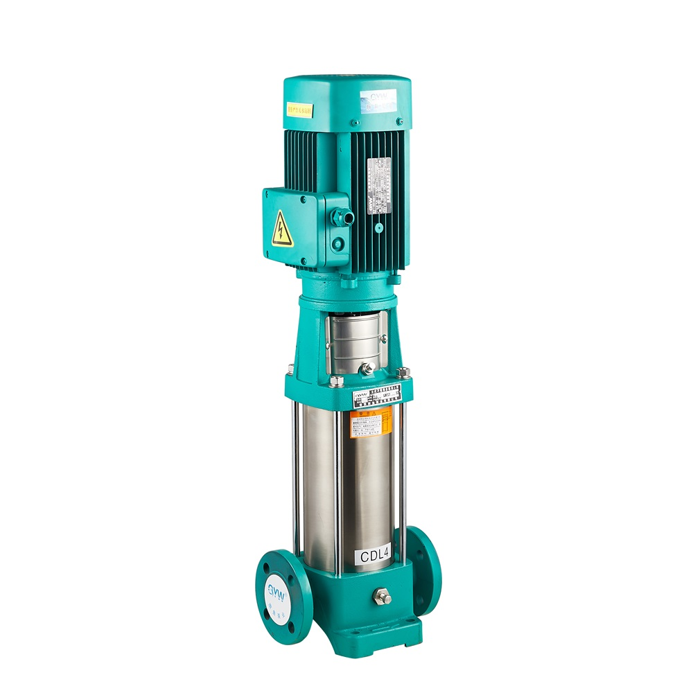 CDL立式多级离心泵