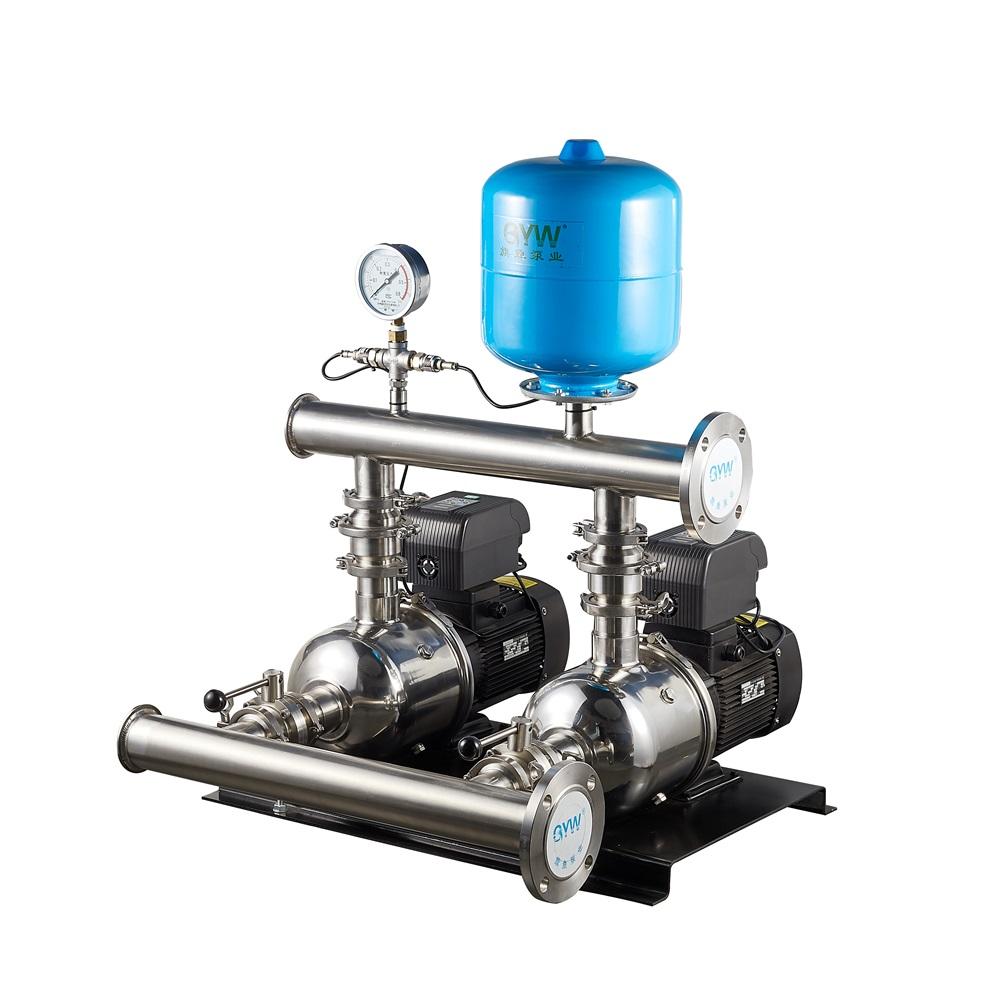 HZG恒压卧式一用一备供水设备