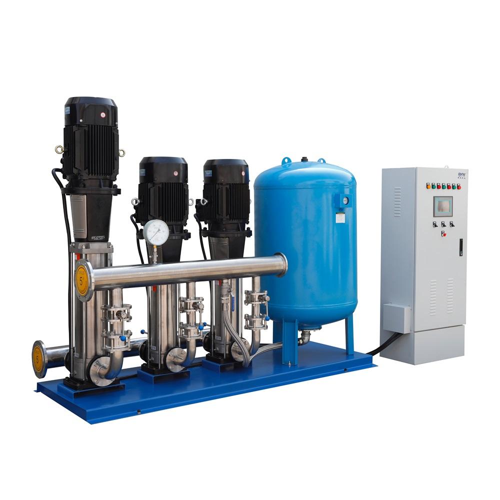 HZG恒压一主二辅供水设备